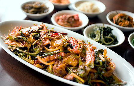 Image gallery korean chinese cuisine for Asian cuisine cooking techniques